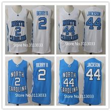 #2 Joel Berry II #44 Justin Jackson North Carolina Tar Heels College Basketball Jersey All Size any Number and name