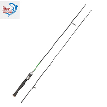 SPINPOLER Travel 2 Pc. UL Fishing Rod Rated For 1-5 Lb. Test Lines High Carbon Rod 86g Ultralight Spinning Rod
