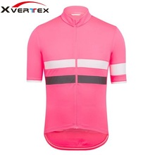 Cool Max breathable 2017 Pro RP style bike wear speed cycling shirt short sleeve ride jersey Custom made Team Logo ropa ciclismo