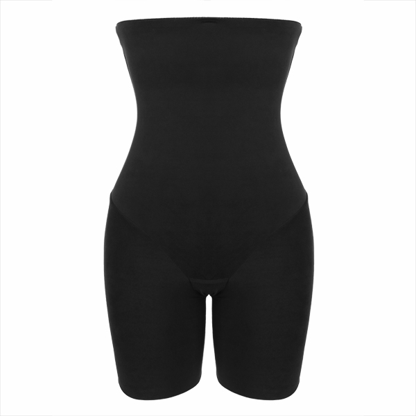 Ekouaer Sexy Slimming Pants High Waist Tummy Control Panties Thigh Slimmer Butt Lifter Shapewear Body Shapers Slimming Underwear 8
