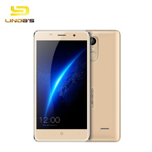 "Original Leagoo M5 Android 6.0 5.0"" 3G Smartphone MTK6580 1.3GHz Quad Core 2GB 16GB Fingerprint ID GPS Dual SIM Mobile Phone"