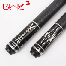 New Arrival 3142 Brand BLAK3 Billiard Pool Cues Stick 11.5mm Tips 5 Butt Colors Leather Handle Made In China