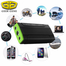 Car Emergency Start Power + Power Bank + LED Lights Car Jump Starter Multifunction start power bank booster battery