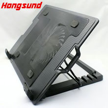 New CoolCold Ice USB 2.0  Laptop PC Base Cooling Pad Cooler Radiator With Stand for Notebook Laptop Strengthen Edition