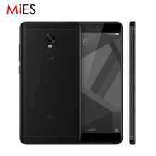 "Original Xiaomi Redmi Note 4X 4 X Mobile Phone 3GB RAM 16GB ROM Snapdragon 625 Octa Core Fingerprint ID  5.5"" FHD 13.0MP Camera"
