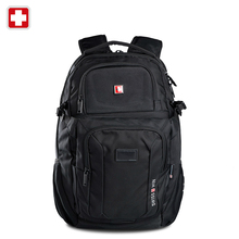 Swisswin swiss 2016 business laptop case 15.6 inch backpack men travel bags man casual bag for ipad sac courses mochila felt