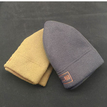 Military Tactical Winter Warm Beanie Hats For Women Men Embroidery Letter Army Green Solid Female Male Cap Type F001(China)