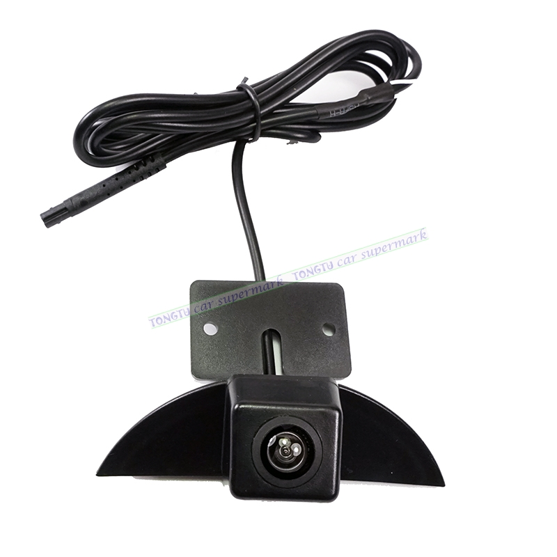 Color CCD Vehicle logo Front view camera for Nissan X-Trail Tiida Qashqai Livina fairlady Pulsar Cube Armada Frontier Murano 3