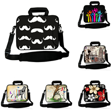 9.7 16.8 12.8 15 14 12 10 13 17 inch Shoulder Messenger Notebook PC Laptop Cover Pouch Cases For Lenovo Asus Computer Sleeve Bag