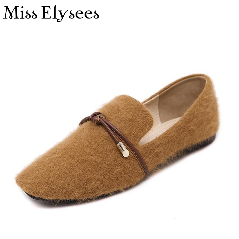 Slip on Women Loafers Spring Autumn Leisure Shoes Round Toe Fashion Flat Shoes Brand Design Women Flats Moccassins Footwear<br><br>Aliexpress