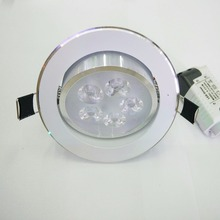 FREE DHL 20pcs/lot 3W 5W 7W 9W 12W high qulaity White/Warm white LED Downlight Ceiling Spot light 3years warranty