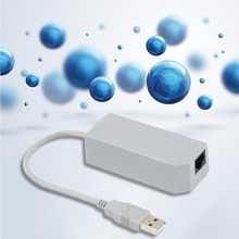 Newest LAN Network Adapter Connector USB Internet Ethernet For Nintendo Wii U PC Promotion