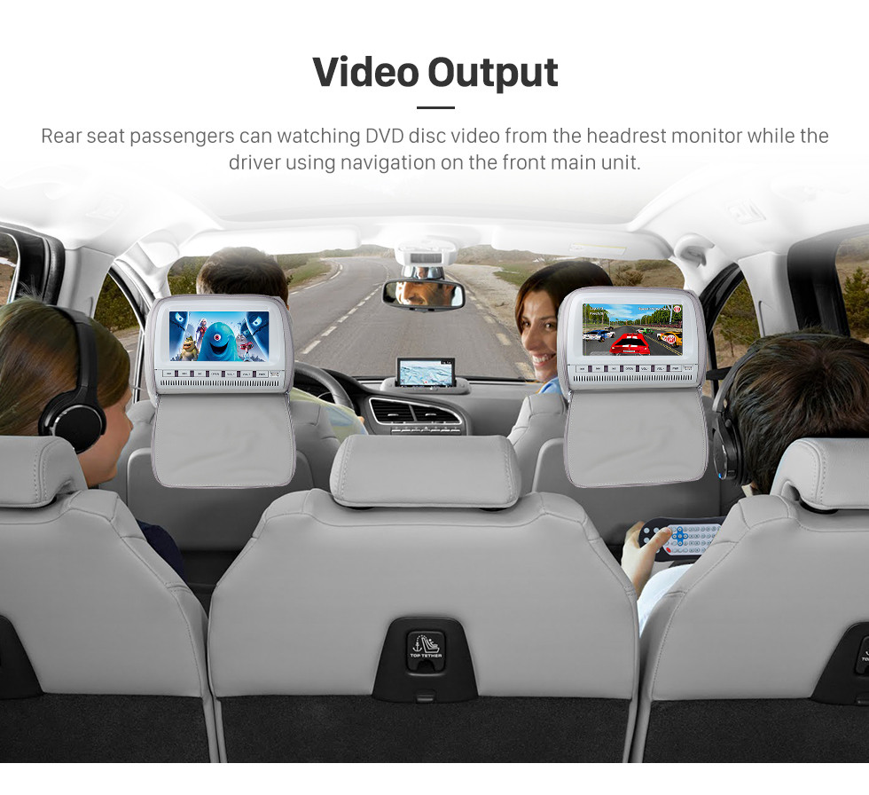 Seicane Android 6.0 9 inch 2Din Car Radio WIFI Bluetooth Quad Core Multimedia Player For 07 08 09 10 Toyota OLD Corolla 10