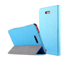 "Case For DELL Venue 8 Pro Protective Smart cover Leather Tablet PC For dell venue 8 3840 3845 8 inch PU Protector Sleeve 8"" Case(China)"