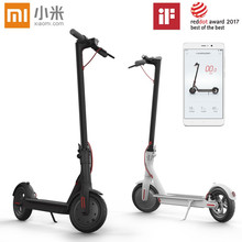 Xiaomi M365 patinete electric scooter longboard hoverboard skateboard 2 wheel electric standing scooter 30KM mileage with APP