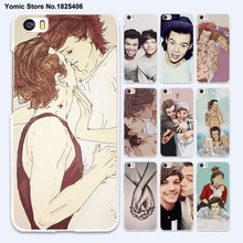 Styles one direction harry styles and louis tomlins hard White Case Cover for xiaomi mi 5 5s Plus 4 4c 4s redmi 3 3s 4A note 3 4