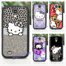 Hello Kitty fashion cover case for Samsung galaxy S3 S4 S5 s6 s6 edge s7 s7 edge Note 3 note 4 note 5