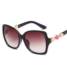 Elegant Polarized Sunglasses Women Outdoor Colorful Flower Driving Sun Glasses Ladies UV400 Fishing Women Sunglass Goggle Summer