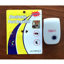 Pregnant women can use ultrasonic electronic insect repellent, multi-function repellent, free shipping(China)