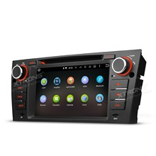 "7"" Android 5.1 OS Special Car DVD for BMW E90/E91/E92/E93 2005-2012 with Full RCA Output Support & Google Voice Search Support"