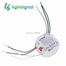 8W constant current dimmable LED driver,350ma / 500mA / 550mA, with 1~10v dimming & switch-dim