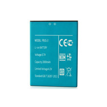 In Stock 2800mAh Mobile Phone Battery For Mpie G3 MTK6572 Dual Core 5.5 Inch Android 4.4 Mobile Phone