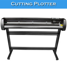 SINO-1351MM With Stands English Vision Artcut Software Color PVC Cutting Vinyl Cutter Plotter