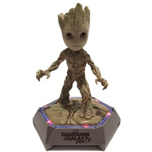 For Guardians of the Galaxy 2 Bluetooth Stereo Wireless Speaker Groot Model Speakers Star Wars(China)