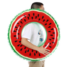 Watermelon Inflatable Swimming Ring Pool Float for Adult Children(China)