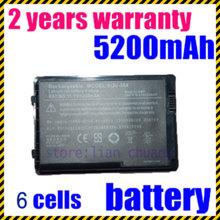JIGU High qualiy black 6 cells Laptop battery FOR LENOVO SQU-504 LBL-81X LV504 916C4340F Advent 7087 125 410 E280 E680