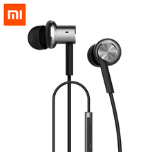 Original Xiaomi Hybrid Earphone Mi In-Ear Earphone Multi-unit Circle Iron Mixed Piston 4 for iPhone Xiaomi Samsung LG Lenovo HTC