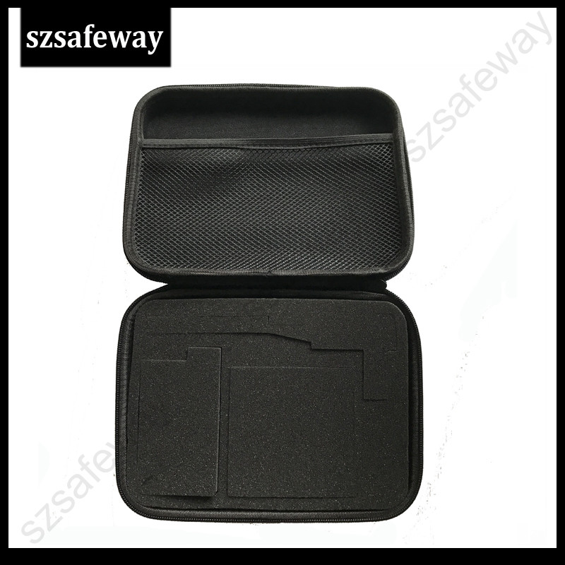 NEW Two Way Radio Hand Carring Case Bag Handbag Storage Box/Bag For BAOFENG UV-5R UV-5RA UV-5RE Plus for TYT Walkie Talkie