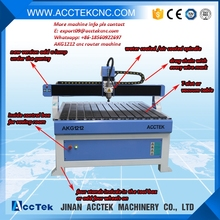 AKG1212 cnc router with vacuum table / artwork cnc router(China)