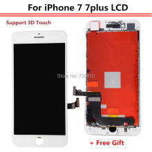 Free Gift +Tianma Quality No Dead Pixel LCD Replacement For iPhone 7 7 Plus LCD Display With Touch Screen Digitizer Assembly
