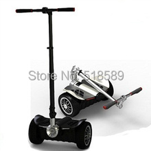 Adult Personal Balance Vehicle 2 Wheel Electric Balance Scooter Bike Gyroscope Lithuim Battery Only Free Shipping to New Zealand(China)