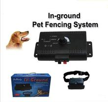 New Explosion-proof pet radio fence guardrail invisible fence  outdoor cat and dog isolation bar waterproof training bark