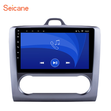 Seicane 2DIN Android 6,0 GPS навигации сенсорный экран Quad-core радио автомобиль 2004-2011 Ford Focus Exi на с FM AUX Bluetooth(China)