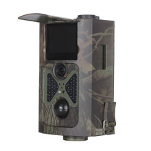 "Digital Scouting Hunting Trail Camera 12MP 1080P/720P Infrared Wildlife Monitor 2.0"" LCD Orchard Forest Fish Pond Farm Security(China)"