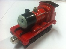 Thomas & Friends No.5 James Magnetic Metal Toy Train Loose Loose Brand New In Stock & Free Shipping