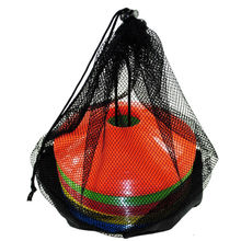 Field Soccer Football Storage Nylon Holder Bag Durable Disc Cone Bag Carrying