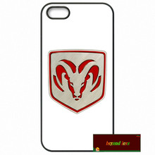 Pop Dodge Ram logo Phone Cases Cover For iPhone 4 4S 5 5S 5C SE 6 6S 7 Plus 4.7 5.5   #HE0062