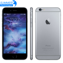 Original Apple iPhone 6s/6s Plus Mobile Phone Dual Core 12MP 2G RAM 16/64/128G ROM 4G LTE 3D touch fingerprint Cell Phones(China)