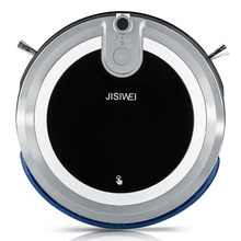 JISIWEI I3 Smart Robot Vacuum Cleaner,HD Camera,APP Control for Android iOS,Anti-drop,Mopping & Suction for household cleaning