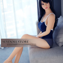 138cm 140 148 158 165 New Big Breasts Japanese Female Full Size Silicone Sex Dolls With Skeleton Real Solid Anime Love Dolls