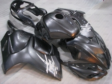 Body Kits HAYABUSA 2013 Plastic Fairings Gsx 1300R 2012 Black Bodywork 08 09 for Suzuki GSXR1300 2008 - 2014