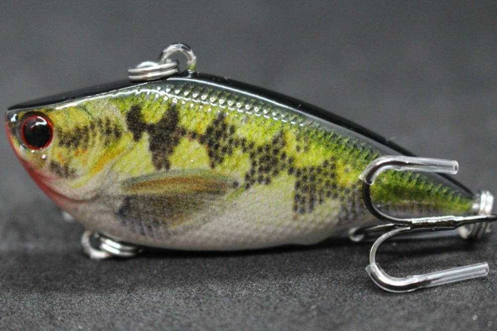 17 wLure Life Like Pattern Fishing Lure with Upgraded Treble Hooks 15