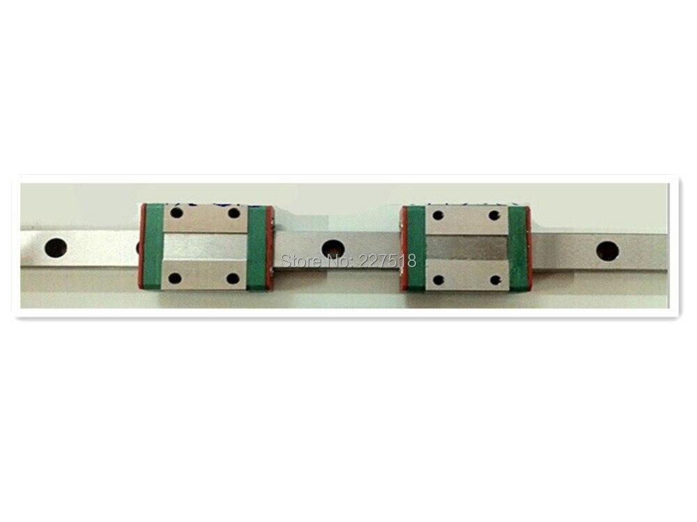 1pcs MGN12  L200mm linear rail  + 2pcs MGN12C <br>