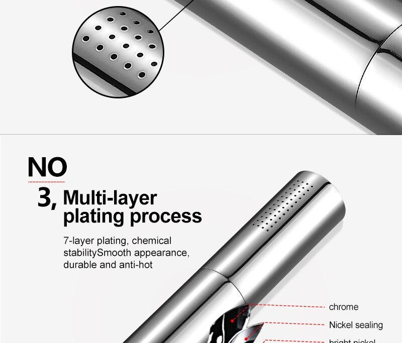 hm With Switch Hand Shower Head Brass Pressure Rain&Pulse Spray Gun Super Supercharged Bathroom Detachable Washable Shower Head (13)