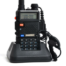 10pcs Original BaoFeng UV-5R walkie talkie transceiver Professional CB radio 5W 8W 5R VHF UHF Dual Band two way ham radio uv5r(China)
