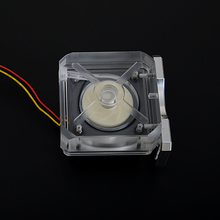 Syscooling SC-P70A plus liquid cooling pump electric water pump motor price, transparent water tank